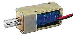 Bicron SD0740L Magnetic Latching DC Solenoid