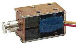 Bicron SD0625L Magnetic Latching DC Solenoid